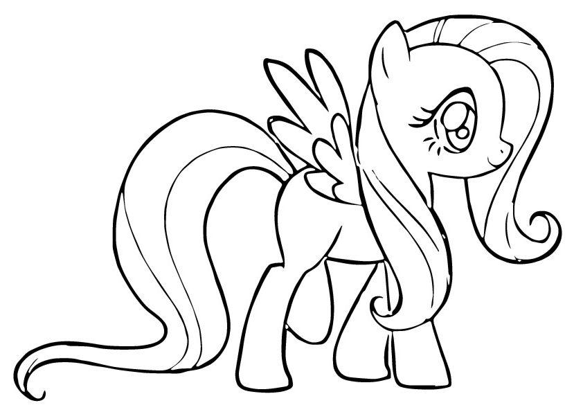 Cute Pegasus