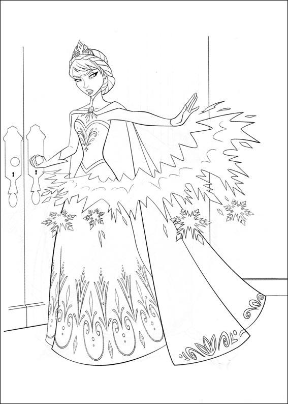 Angry Elsa