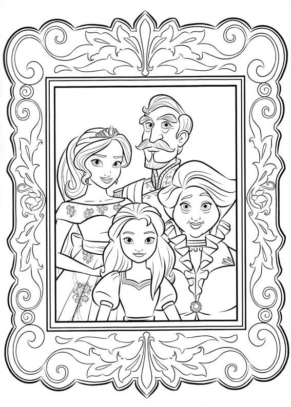 Elena Family Photo