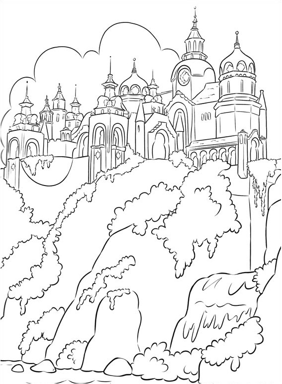 Avalor Castle