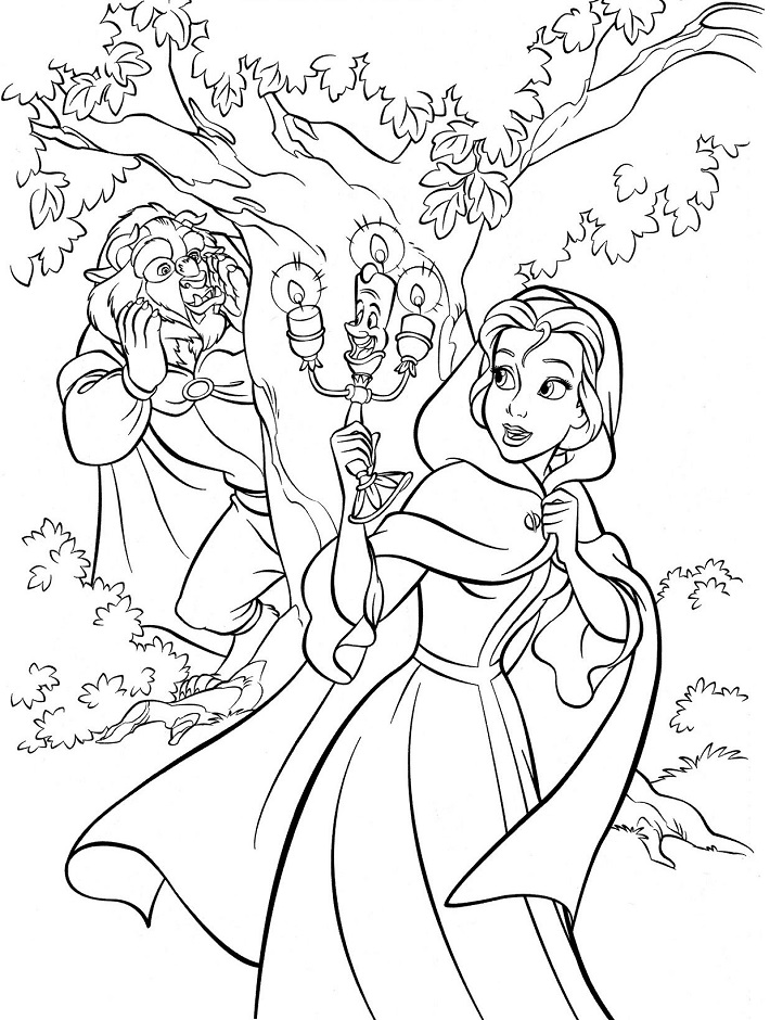 Belle And Lumière