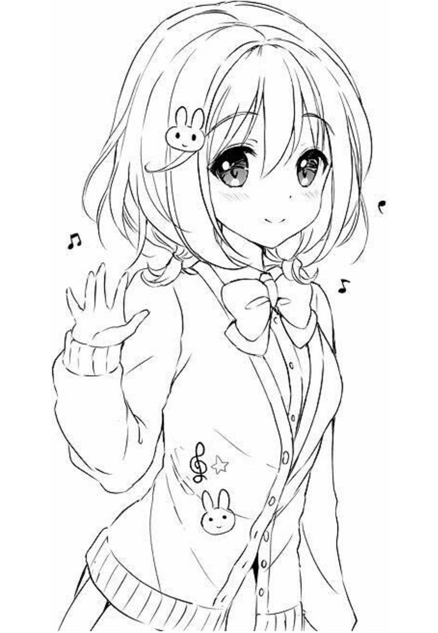 Anime Girl Kawaii