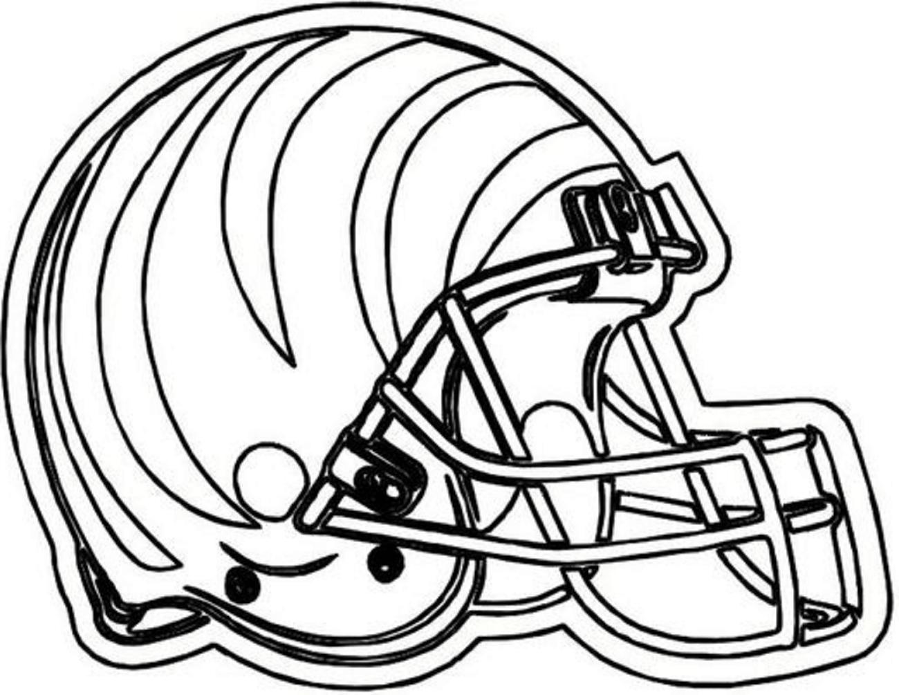 A Football Helmet