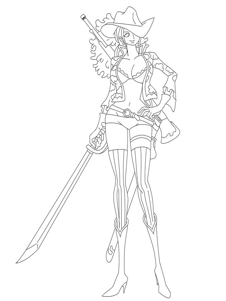Sexy Nico Robin