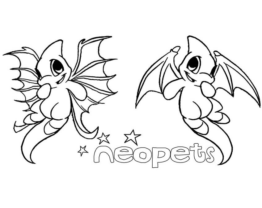 Adorable Neopets