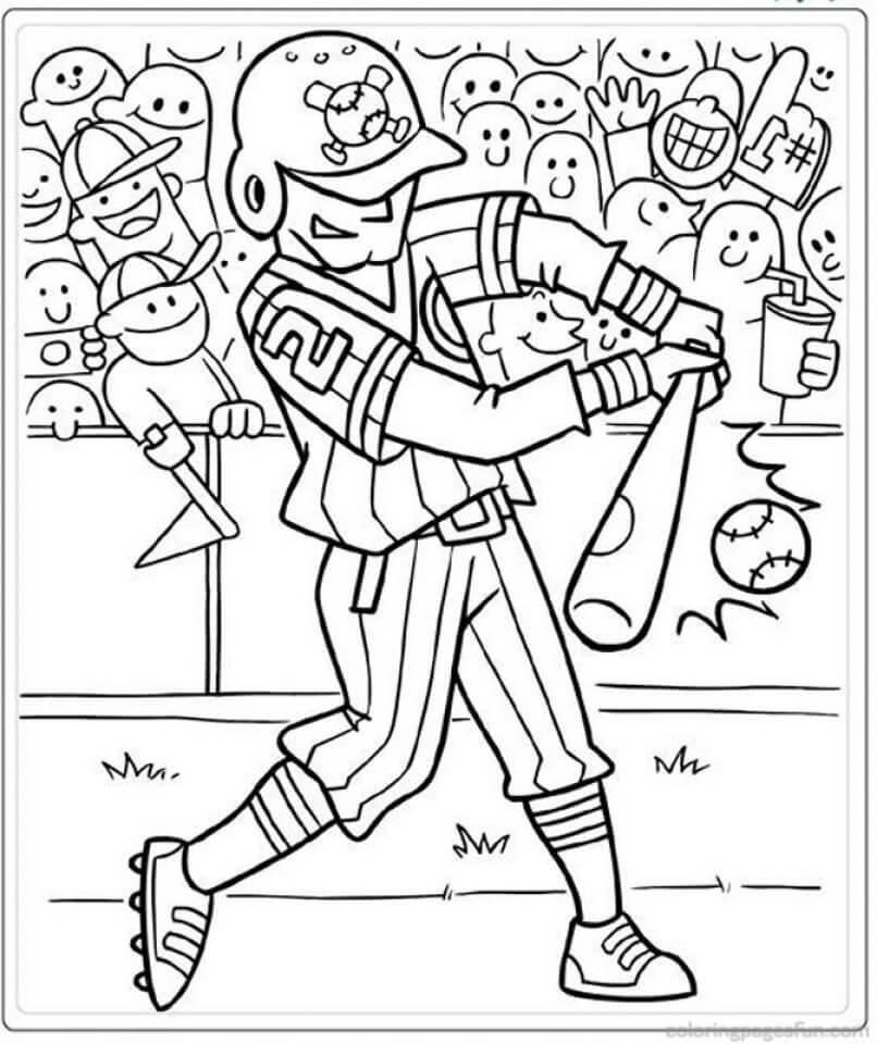 Baseball Player 2