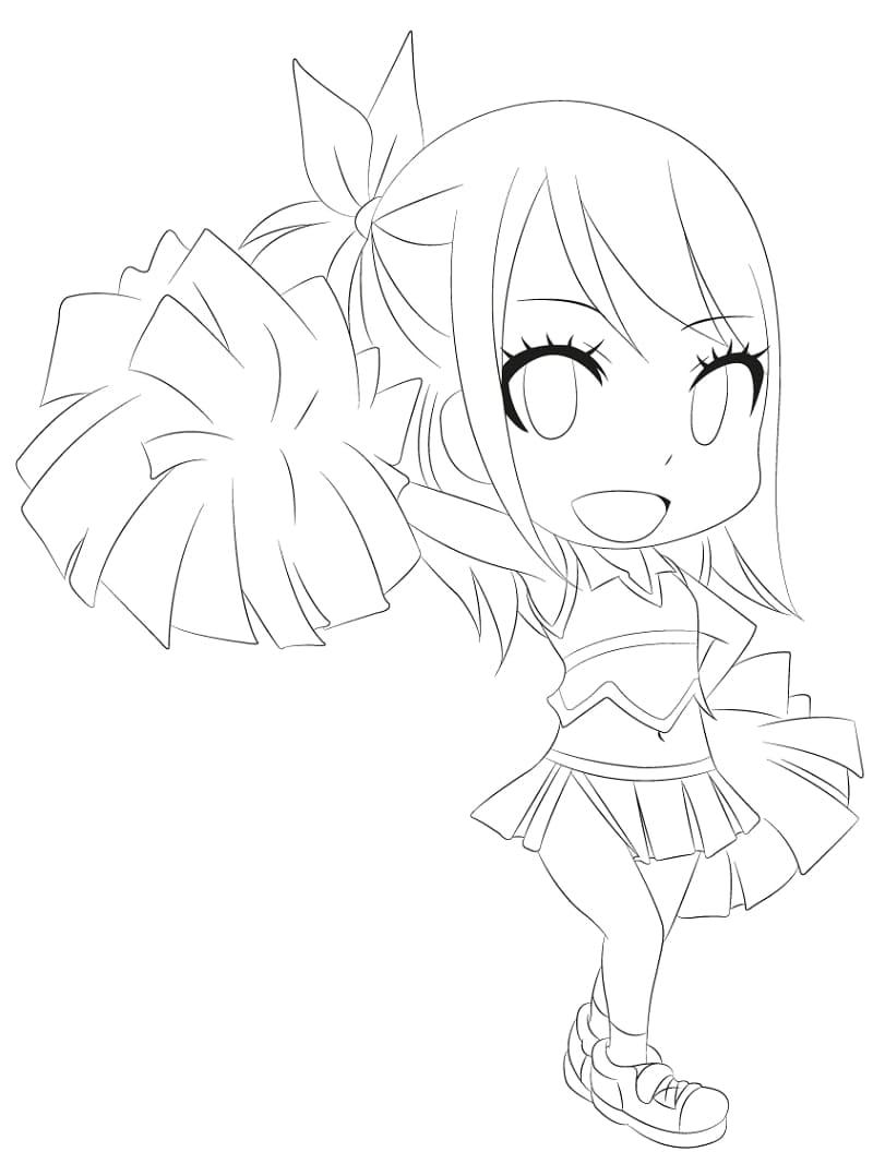 Chibi Lucy Heartfilia 2