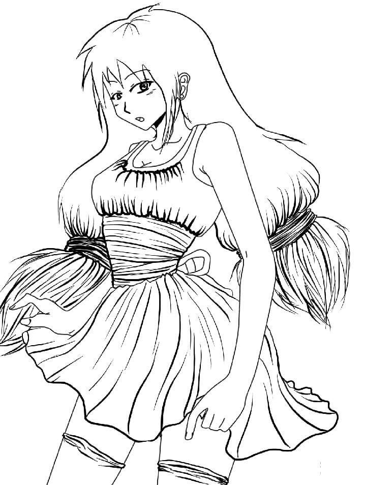 Ciorry Chan Anime Girl
