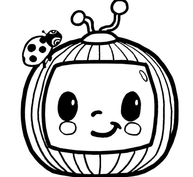 Cocomelon Logo