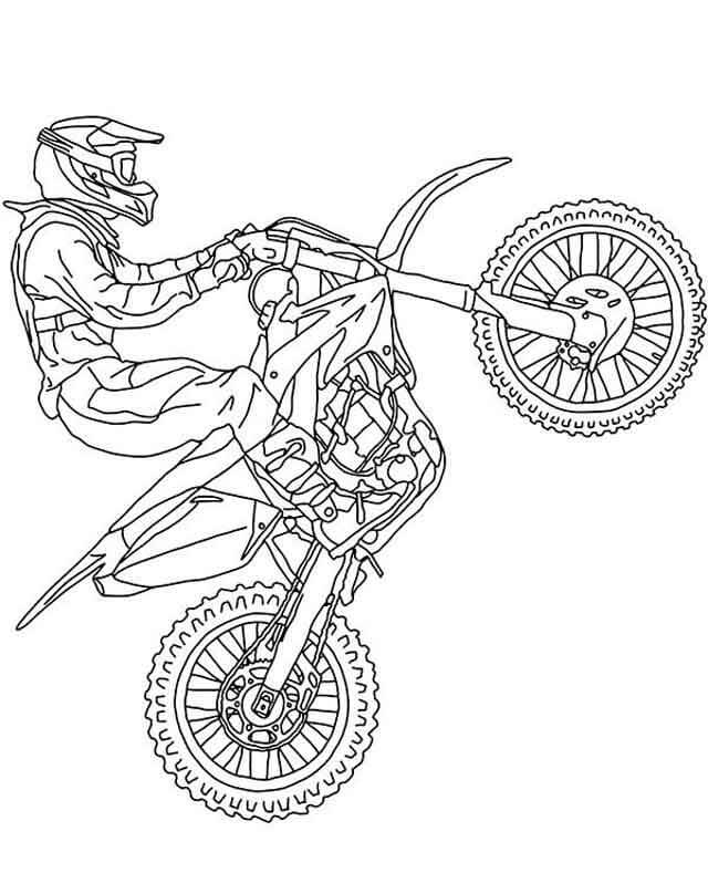 Cool Dirt Bike