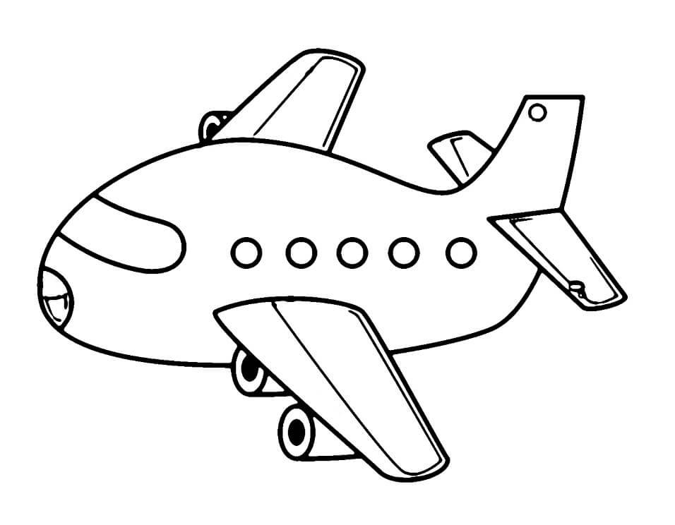 Cute Aeroplane