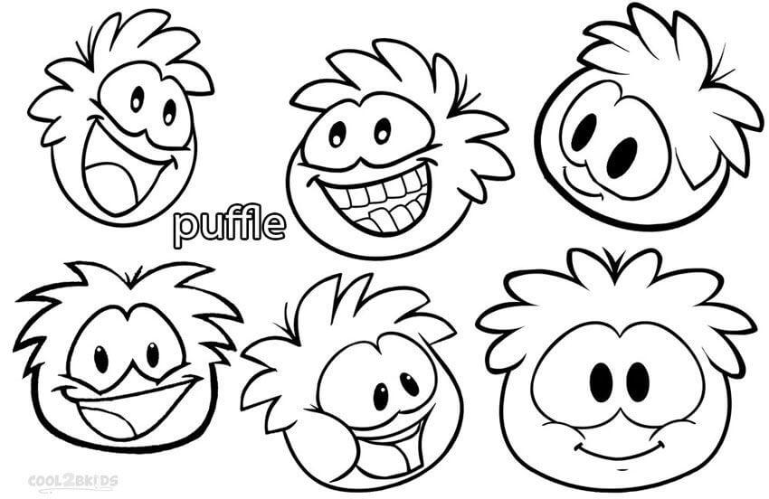 Emotion Puffle