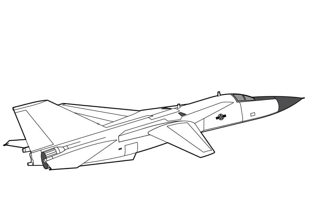 F-111 Aardvark Fighter Jet