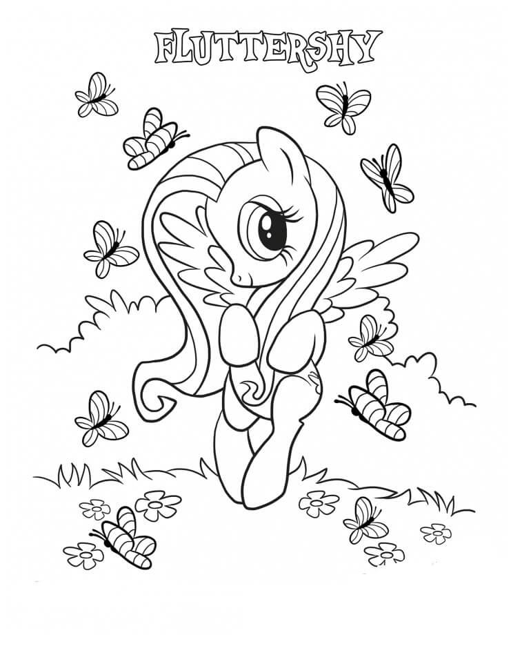 Fluttershy 2