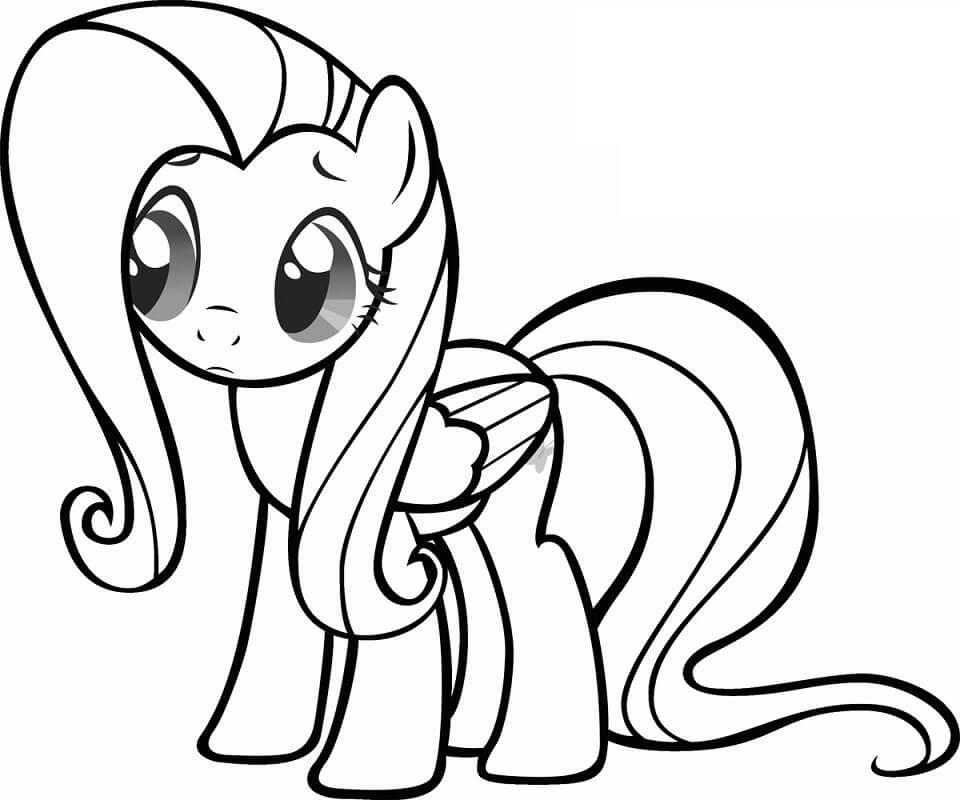 Fluttershy Pony