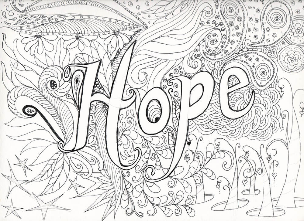 Hope Abstract