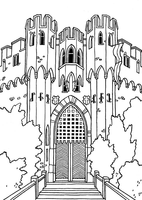 Lahneck Castle