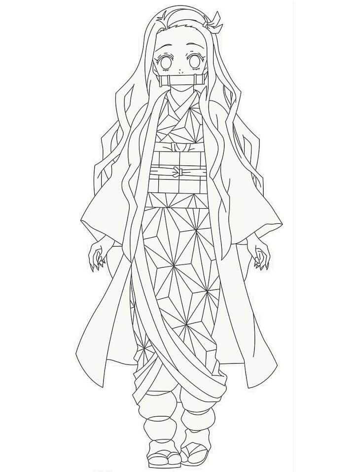 Lovely Nezuko Demon Slayer