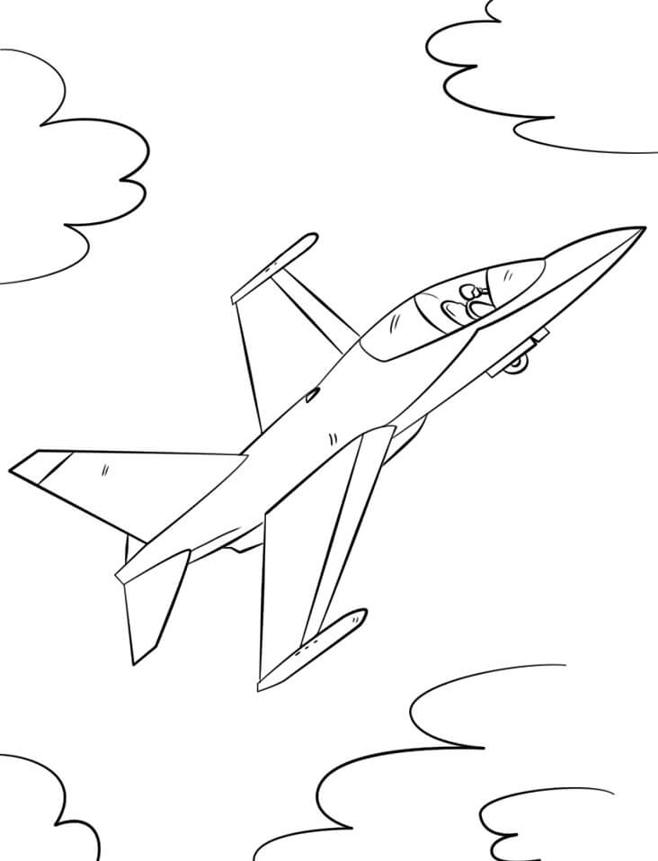 Military Fighter Jet 1