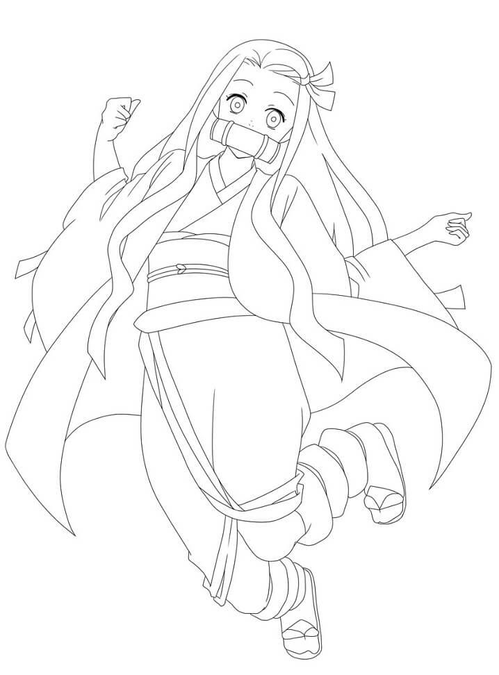 Nezuko Demon Slayer