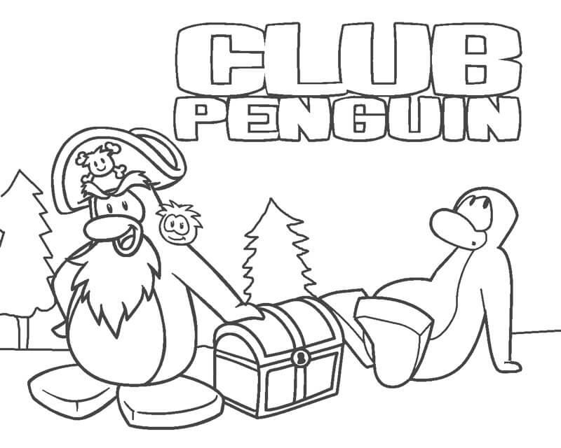 Penguin Puffle