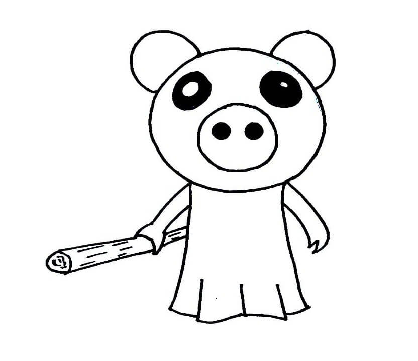 Piggy Roblox 4
