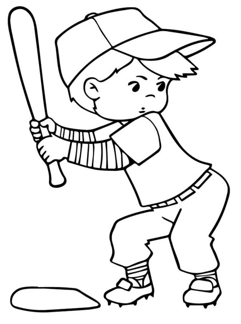 Playing Baseball 5