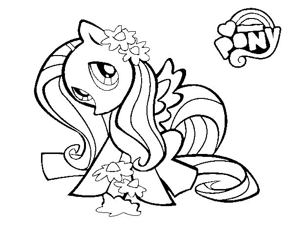 Pony Fluttershy
