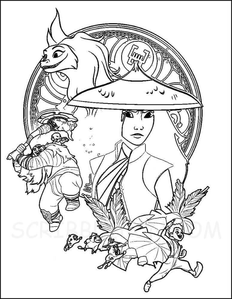 Raya and the Last Dragon 9