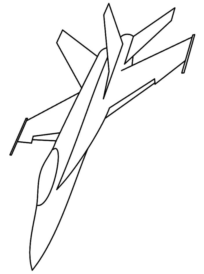Simple Fighter Jet