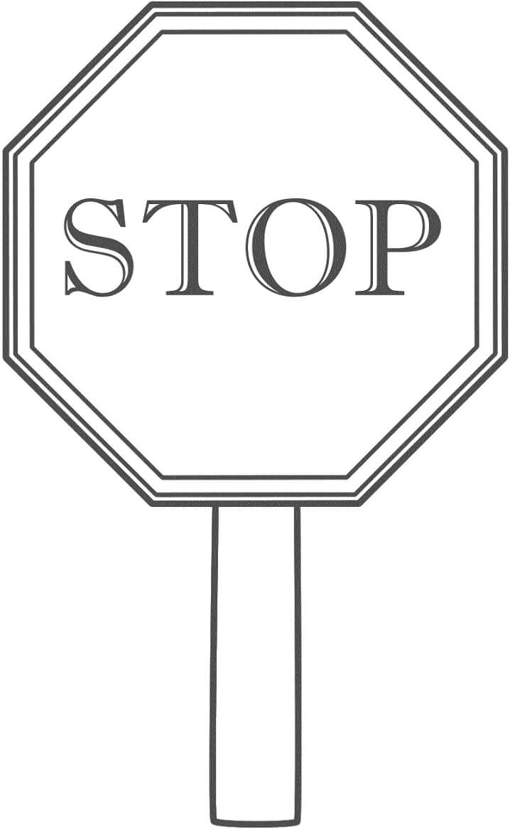Stop Sign 4