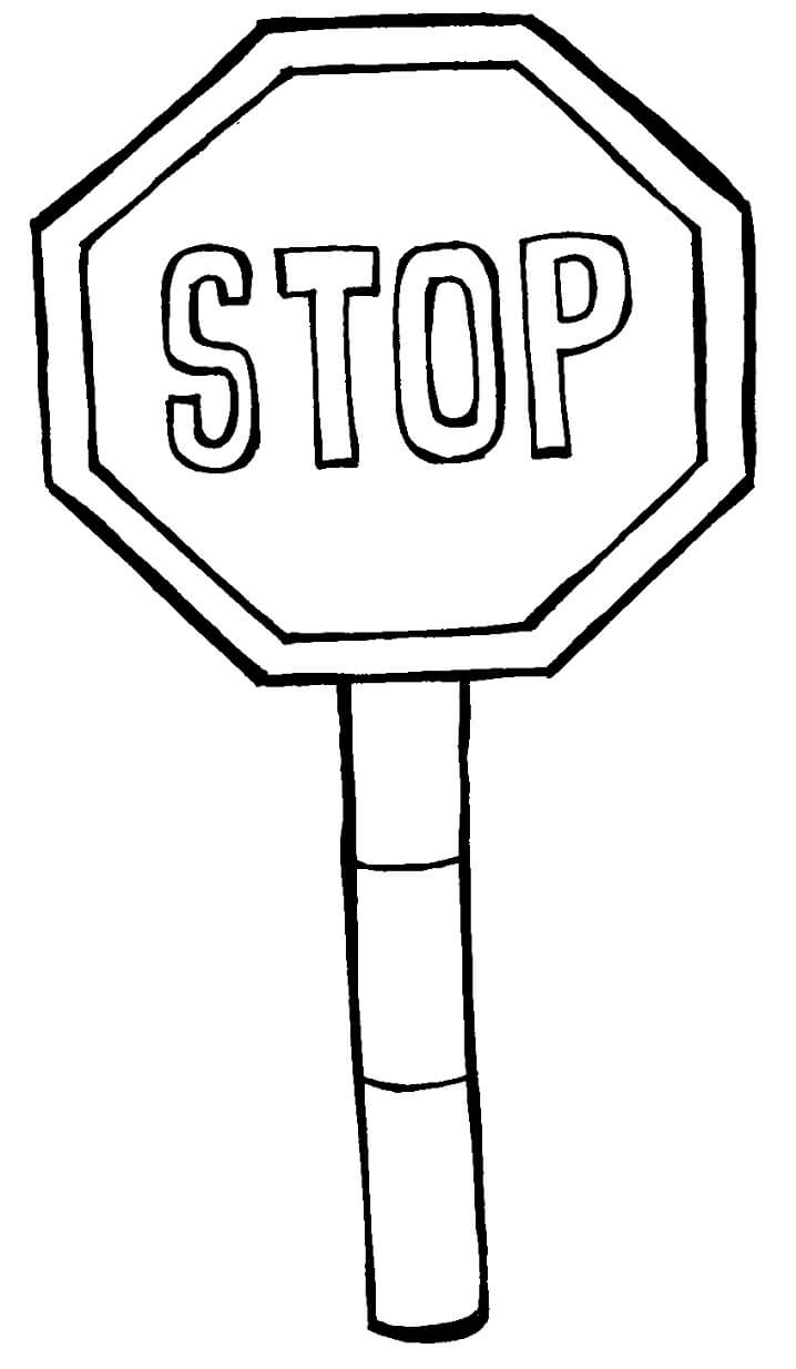 Stop Sign 5
