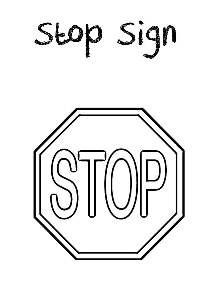 Stop Sign 6