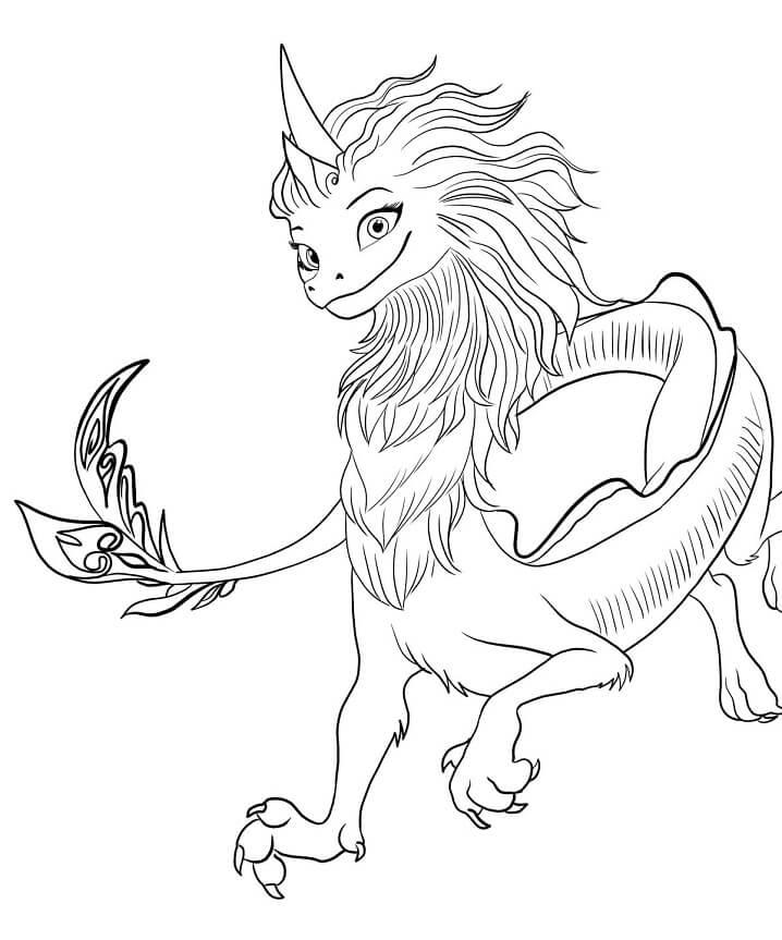 The Dragon Sisu