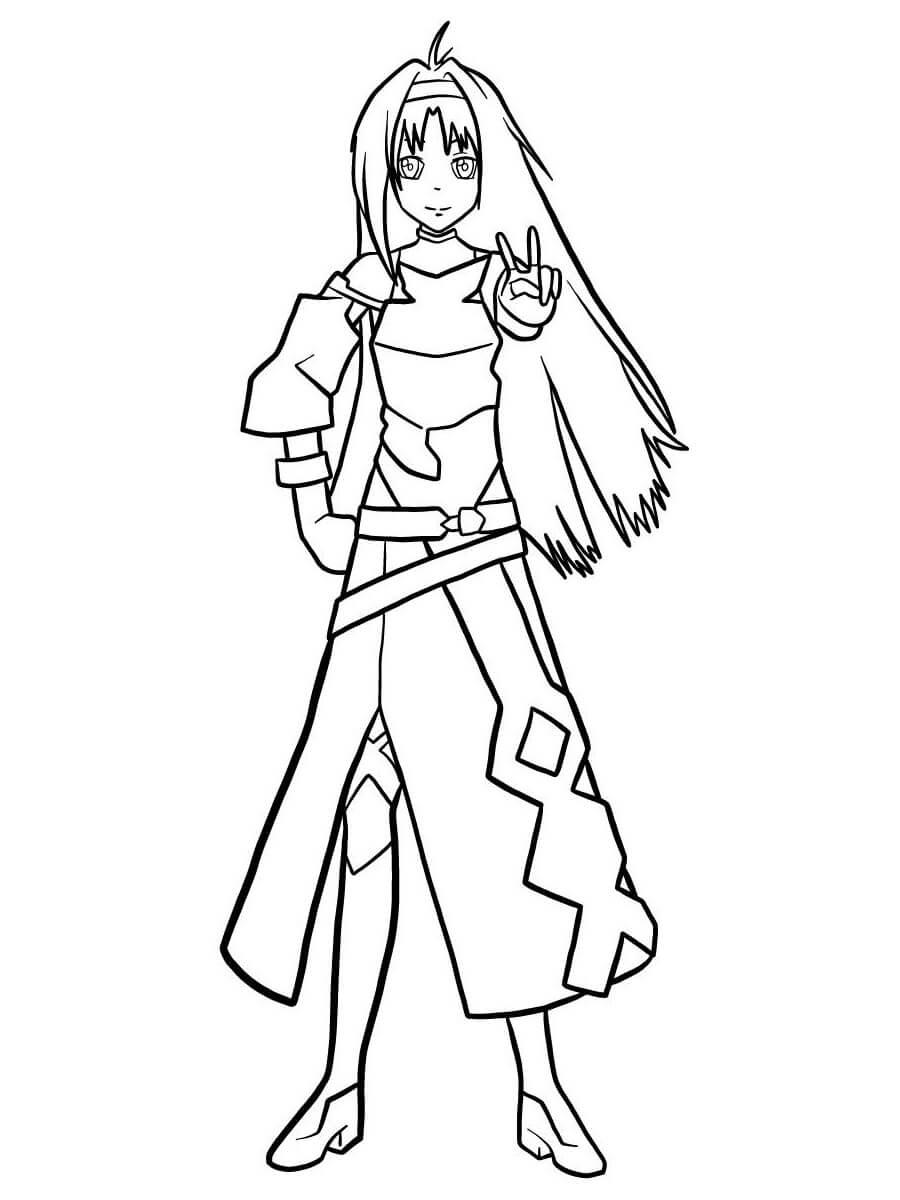 Yuuki Sword Art Online
